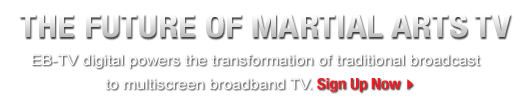 The Future of Martial Arts TV
